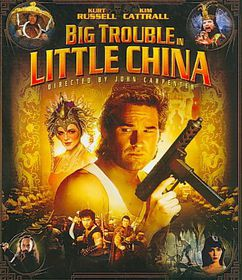 Big Trouble in Little China - (Region A Import Blu-ray Disc)