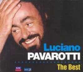 Luciano Pavarotti - Best Of Pavarotti (CD)