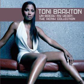 Toni Braxton - Unbreak My Heart - Remix Collection (CD)