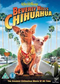 Beverly Hills Chihuahua - (Import DVD)