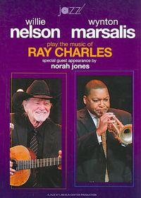 Wynton Marsalis and Willie Nelson:Tri - (Region 1 Import DVD)