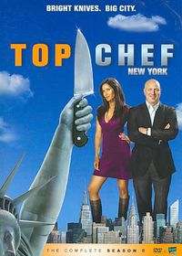 Top Chef:New York - (Region 1 Import DVD)
