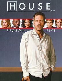House:Season Five - (Region 1 Import DVD)