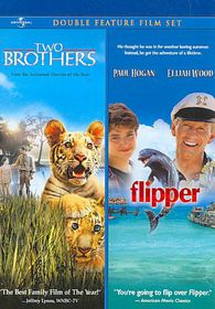 Two Brothers/Flipper - (Region 1 Import DVD)
