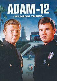 Adam 12:Season Three - (Region 1 Import DVD)