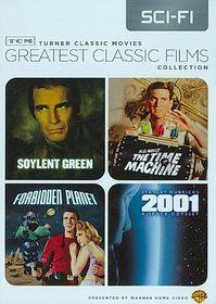 Tcm Greatest Classic Films:Sci Fi - (Region 1 Import DVD)