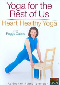 Yoga for the Rest of Us:Heart Healthy - (Region 1 Import DVD)