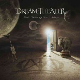 Dream Theater - Black Clouds And Silver Lining (CD)