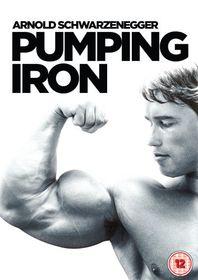 Pumping Iron - (Import DVD)