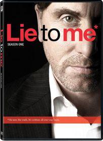 Lie to Me Season 1 - (Region 1 Import DVD)
