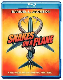 Snakes on a Plane - (Region A Import Blu-ray Disc)