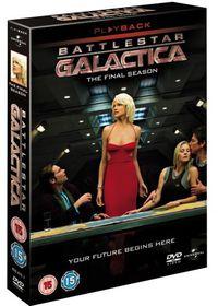 Battlestar Galactica: The Final Season - (Import DVD)