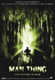 Man-Thing (2005) - (DVD)