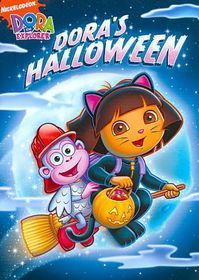 Dora the Explorer:Dora's Halloween - (Region 1 Import DVD)