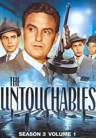 Untouchables:Season Three Vol 1 - (Region 1 Import DVD)