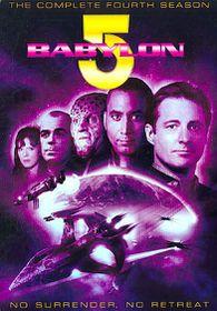 Babylon 5:Comp Fourth Ssn - (Region 1 Import DVD)