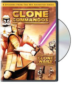 Star Wars:Clone Wars Clone Commandos - (Region 1 Import DVD)