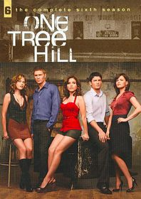 One Tree Hill:Complete Sixth Season - (Region 1 Import DVD)
