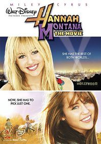 Hannah Montana: The Movie - (Region 1 Import DVD)