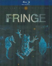 Fringe:Complete First Season - (Region A Import Blu-ray Disc)
