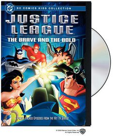 Justice League The Brave and the Bold (DVD)