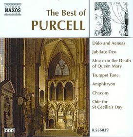 Best Of Purcell - Best Of Purcell (CD)