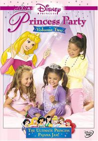 Princess Party Dress Up Party Vol. 2 - (DVD)