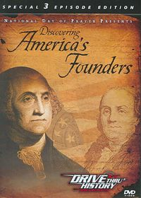 Discovering America's Founders - (Region 1 Import DVD)