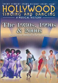 Hollywood Singing & Dancing:80's 90's - (Region 1 Import DVD)