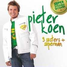 Koen, Pieter - 3 Susters & Superman (CD)