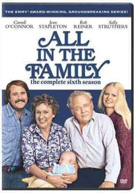 All in the Family:Complete 6th Season - (Region 1 Import DVD)