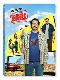 My Name is Earl Season 4 - (Region 1 Import DVD)
