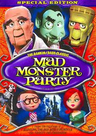 Mad Monster Party (Special Edition) - (Region 1 Import DVD)
