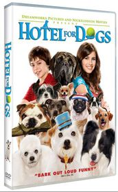 Hotel for Dogs - (Import DVD)