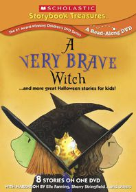 Very Brave Witch and More Halloween - (Region 1 Import DVD)