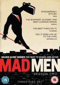Mad Men: Season 2 - (Import DVD)