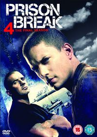 Prison Break: Complete Season 4 - (Import DVD)