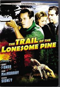 Trail of the Lonesome Pine - (Region 1 Import DVD)