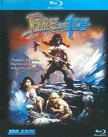 Fire and Ice - (Region A Import Blu-ray Disc)