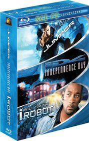 Sci Fi 3 Pack - (Region A Import Blu-ray Disc)