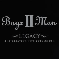 Boyz II Men - Legacy - Greatest Hits Collection (CD)