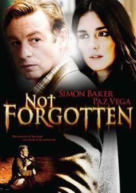Not Forgotten - (Region 1 Import DVD)