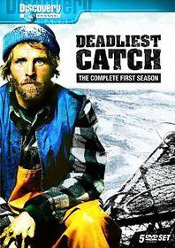 Deadliest Catch:Season 1 - (Region 1 Import DVD)