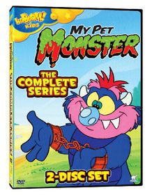 My Pet Monster:Complete Series - (Region 1 Import DVD)