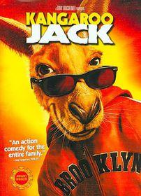 Kangaroo Jack - (Region 1 Import DVD)