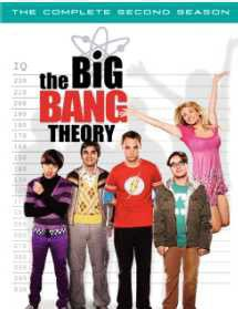 Big Bang Theory Season 2 (DVD)