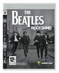 Rock Band Beatles - Stand Alone Software (PS3)