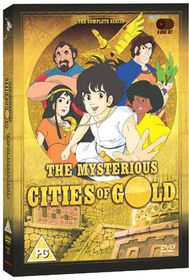The Mysterious Cities of Gold: Series 1 (Import DVD)