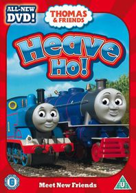 Thomas the Tank Engine and Friends: Heave Ho! - (Import DVD)