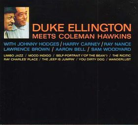 Duke Ellington & Hawkins Coleman - Duke Ellington Meets Coleman Hawkins (CD)